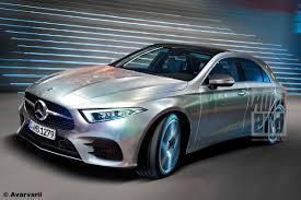 One teaser closer - The new Mercedes-Benz A-Class shows ...