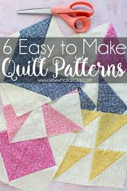 Half Square Triangle Quilt Designs Half Square Quilt Patterns Quilt Pattern