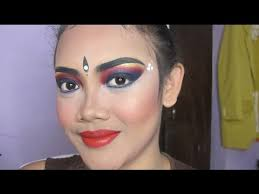 tutorial makeup tari bali balinese dance makeup tutorial