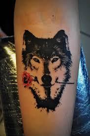 татуировка волк значение эскизы фото и видео Infotattoo