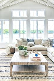 lake house white living room decor black decorating ideas blue and