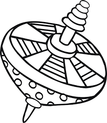 Toy Coloring Pages – Children's Best Activities