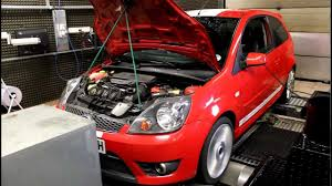 2006 Ford Fiesta ST - YouTube