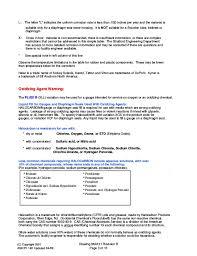 Ashcroft Corrosion Guide