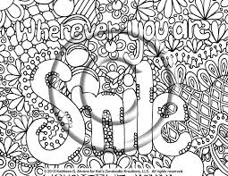 Abstract Art Coloring Pages 2016 Free