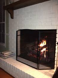 painting fireplace brick best of goodbye house hello home blog decor coaxing paint