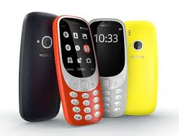 nokia 2017. the nokia 3310 (2017) is with 16 mb internal storage + microsd (up to 32 gb (dedicated slot)) and a 2.4-inch tft (240 x 320 pixels, 167 ppi) display. 2017