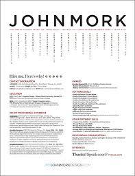 Cv Ideas Examples 27 Examples Of Impressive Resume Cv Designs Dzineblog Com Printable