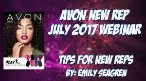 new avon representative july 2017 tips
