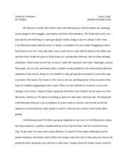 mountain essay cold mountain essay