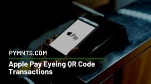 Apple Pay Eyeing QR Code Transactions ...