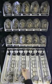 Can You Make Money From Vending Machines Adorable Weird And Wonderful Vending Machines Vending Machines Yorkshire