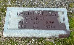 Daniel Wesley Garrett (1838-1904) - Find A Grave Memorial