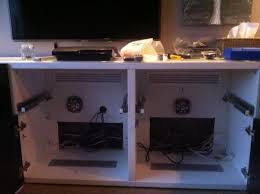 Home Theater Cabinet Excellent Home Theater Cabinet Cooling 42 Remodel Home Interior