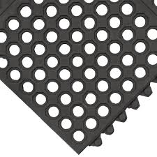 Kitchen Fatigue Floor Mat Mat 2523 C35 Vip Prima 3 X 5 Black Connectable Anti Fatigue