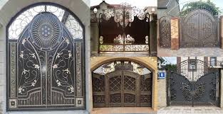 Gate Design Ideas Beautiful Main Gate Design Ideas Engineering Discoveries