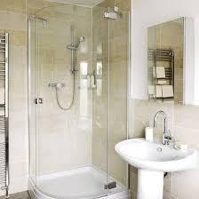 Room  corner shower for small ...