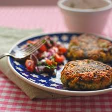 Gardeners Kitchen Herb And Mozzarella Fritters The Circus Gardeners Kitchen