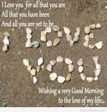 Lovingyou Quote Good Morning Best of Love Good Morning Cards Quotes Sayings With Pictures