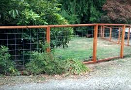 wood and wire fences. Wood And Wire Fence Designs Hog With Welded . Fences