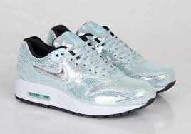 nike air max office. Nike Air Max 1 Metallic Silver Glacier, £125, Available At Office