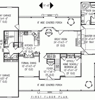 house plans with open floor plan. 5 Bedroom House Plans Open Floor Plan: With Plan