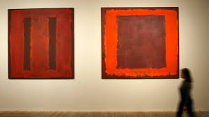 painting in the tate modern mark rothko seagram murals reuters