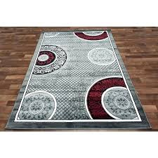 dark red area rug and grey rugs incredible whole sweet home brown