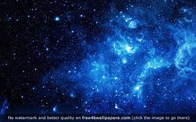 Blue Galaxy 4K or HD wallpaper ...