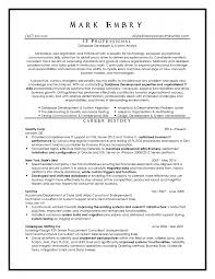 Top Resume Samples Executive Format Resumes By New York Sevte