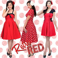 1950s Style Fashion Clothing For Sale
