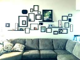 picture frame collage ideas decorating wall frames empty window wal