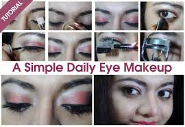 simple daily eye makeup
