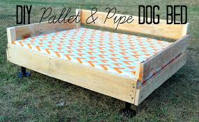 outdoor dog furniture pallet pipe dog bed tutorial a outdoor furniture outdoor furniture dog proof outdoor dog