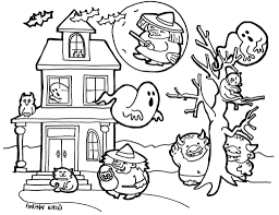 Free Halloween Coloring Pages J3kp Fresh Cute Halloween Coloring