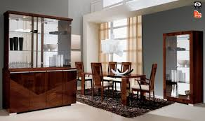 Flag Ultra Modern Italian Dining Set By Bonaldo Made In Italy - Best quality dining room furniture
