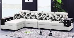 Modern Lhapedofa Whit Leather Design Imposingofas Images. 7 Modern L Shaped  Sofa ...
