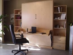 Murphy Bed Desk Combo Pertaining To Best 25 With Ideas On Pinterest