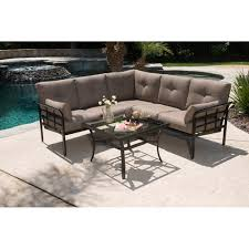 outdoor sectional metal. Patio Sofa Sets Laura Williams Outdoor Sectional Metal E