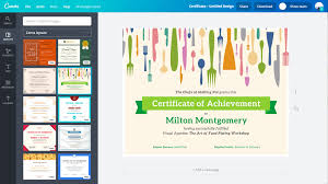 Certificates To Make 30 Make A Certificate Online Free Pryncepality