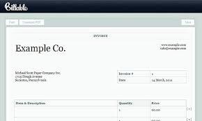 Make Invoices Online Make An Invoice Online Under Fontanacountryinn Com