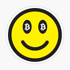 This unicode character has no emoji version, meaning this is intended to display only as a black. Bitcoin Smiley Face Gifts Merchandise Redbubble
