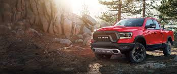 All-New 2019 Ram 1500 – More Space, Storage & Technology