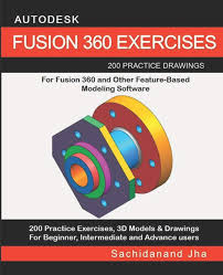 And finally, in line 29 it creates the fitted spline using the points. Autodesk Fusion 360 Exercises 200 Practice Drawings For Fusion 360 And Other Feature Based Modeling Software Jha Sachidanand 9781096390220 Amazon Com Books