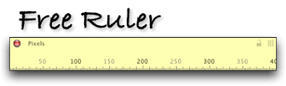 6 inch ruler actual size free ruler for mac os x