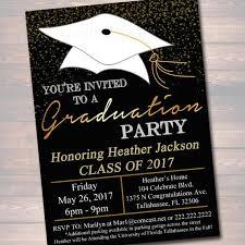 free graduation invitation templates templates free 8th grade graduation invitations cards with green