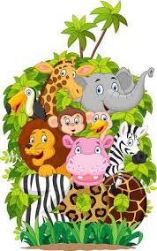 zoo animals together clipart. Modren Clipart Cartoon Collection Animal Of Zoo Intended Zoo Animals Together Clipart