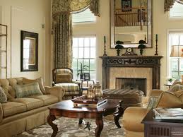 Patterned Curtains For Living Room Living Room Amazing Living Room Curtain Designs With Beige