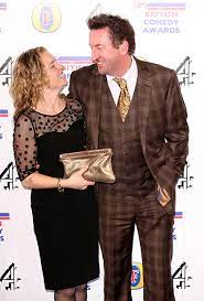 Meet Lee Mack's family from wife to three children | HELLO!