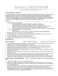 monique carpentierpmp 6 2 0 9 1 2 1 a v e s e b e l l e v u e w a - Hris  Analyst Resume